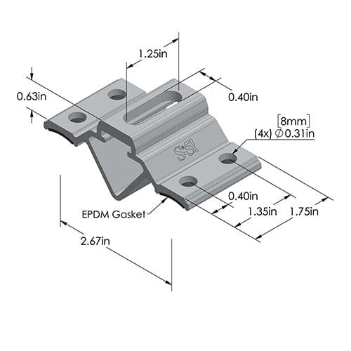 S-5 CorruBracket™ 100T